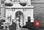 Image of Great Victory Parade New York City USA, 1919, second 2 stock footage video 65675049725