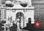 Image of Great Victory Parade New York City USA, 1919, second 4 stock footage video 65675049725