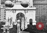 Image of Great Victory Parade New York City USA, 1919, second 12 stock footage video 65675049725
