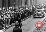 Image of parade New York City USA, 1936, second 2 stock footage video 65675049731