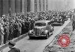 Image of parade New York City USA, 1936, second 4 stock footage video 65675049731