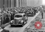 Image of parade New York City USA, 1936, second 5 stock footage video 65675049731