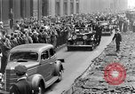 Image of parade New York City USA, 1936, second 7 stock footage video 65675049731