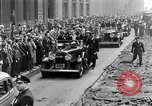 Image of parade New York City USA, 1936, second 10 stock footage video 65675049731
