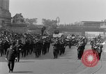 Image of parade New York City USA, 1936, second 7 stock footage video 65675049733