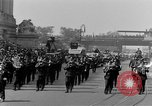 Image of parade New York City USA, 1936, second 10 stock footage video 65675049733