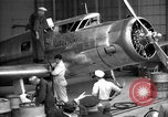 Image of Trans Atlantic flight Brooklyn New York USA, 1936, second 7 stock footage video 65675049737