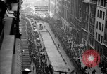Image of ticker tape parade New York United States USA, 1936, second 8 stock footage video 65675049742