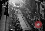 Image of ticker tape parade New York United States USA, 1936, second 9 stock footage video 65675049742