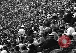 Image of spectators New York United States USA, 1936, second 9 stock footage video 65675049743