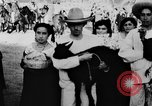 Image of Indian tribes Oaxaca Mexico, 1933, second 9 stock footage video 65675049745