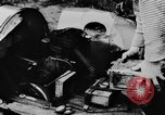 Image of Homemade car of newspaper boy Edward Floyd Seattle Washington USA, 1933, second 12 stock footage video 65675049746