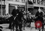 Image of Tomas Garrigue Masayrk Prague Czechoslovakia, 1933, second 9 stock footage video 65675049750