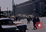 Image of American flag Washington DC USA, 1945, second 2 stock footage video 65675049759
