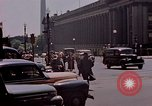 Image of American flag Washington DC USA, 1945, second 4 stock footage video 65675049759