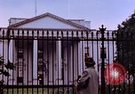 Image of White House Washington DC USA, 1945, second 7 stock footage video 65675049760