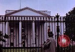 Image of White House Washington DC USA, 1945, second 8 stock footage video 65675049760