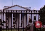 Image of White House Washington DC USA, 1945, second 9 stock footage video 65675049760