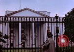 Image of White House Washington DC USA, 1945, second 10 stock footage video 65675049760