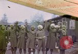 Image of German prisoners Wurzen Germany, 1945, second 1 stock footage video 65675049763