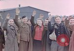 Image of German prisoners Wurzen Germany, 1945, second 3 stock footage video 65675049763