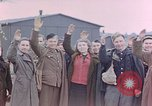 Image of German prisoners Wurzen Germany, 1945, second 4 stock footage video 65675049763