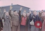 Image of German prisoners Wurzen Germany, 1945, second 6 stock footage video 65675049763