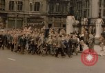 Image of People celebrate Victory in Europe in London London England United Kingdom, 1945, second 7 stock footage video 65675049765