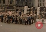 Image of People celebrate Victory in Europe in London London England United Kingdom, 1945, second 8 stock footage video 65675049765