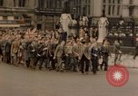 Image of People celebrate Victory in Europe in London London England United Kingdom, 1945, second 9 stock footage video 65675049765