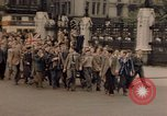 Image of People celebrate Victory in Europe in London London England United Kingdom, 1945, second 11 stock footage video 65675049765