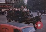Image of British VE Day celebration of German surrender London England United Kingdom, 1945, second 5 stock footage video 65675049767