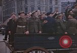 Image of British VE Day celebration of German surrender London England United Kingdom, 1945, second 12 stock footage video 65675049767