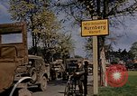 Image of United States military occupying Nuremberg Nuremberg Germany, 1945, second 2 stock footage video 65675049768