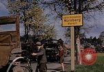 Image of United States military occupying Nuremberg Nuremberg Germany, 1945, second 7 stock footage video 65675049768