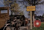 Image of United States military occupying Nuremberg Nuremberg Germany, 1945, second 8 stock footage video 65675049768