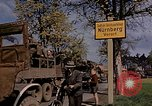 Image of United States military occupying Nuremberg Nuremberg Germany, 1945, second 10 stock footage video 65675049768