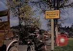 Image of United States military occupying Nuremberg Nuremberg Germany, 1945, second 11 stock footage video 65675049768