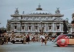 Image of Paris Opera Paris France, 1945, second 11 stock footage video 65675049776