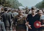 Image of American soldier Paris France, 1945, second 5 stock footage video 65675049777