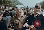 Image of American soldier Paris France, 1945, second 7 stock footage video 65675049777