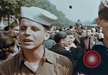 Image of American soldier Paris France, 1945, second 9 stock footage video 65675049777