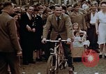 Image of American soldier Paris France, 1945, second 3 stock footage video 65675049778
