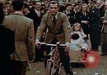 Image of American soldier Paris France, 1945, second 4 stock footage video 65675049778
