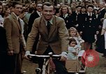 Image of American soldier Paris France, 1945, second 6 stock footage video 65675049778