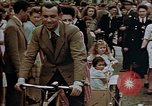 Image of American soldier Paris France, 1945, second 7 stock footage video 65675049778