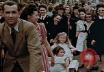 Image of American soldier Paris France, 1945, second 10 stock footage video 65675049778