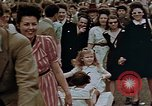 Image of American soldier Paris France, 1945, second 11 stock footage video 65675049778