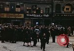 Image of German prisoners of war Linz Austria, 1945, second 10 stock footage video 65675049785
