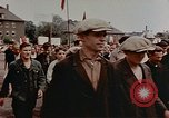 Image of Placard of Stalin Wiesbaden Germany, 1945, second 10 stock footage video 65675049786